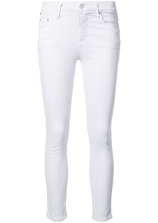 Citizens Of Humanity ankle crop jeans - Pink & Purple