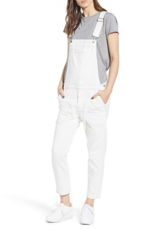 Citizens of Humanity Audrey Slouchy Slim Crop Overalls