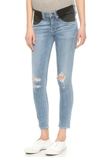 Citizens of Humanity Avedon Skinny Maternity Ankle Jeans