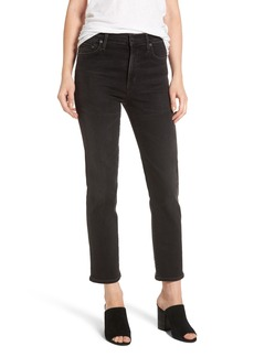 Citizens of Humanity Cara Ankle Cigarette Jeans (Darkness)