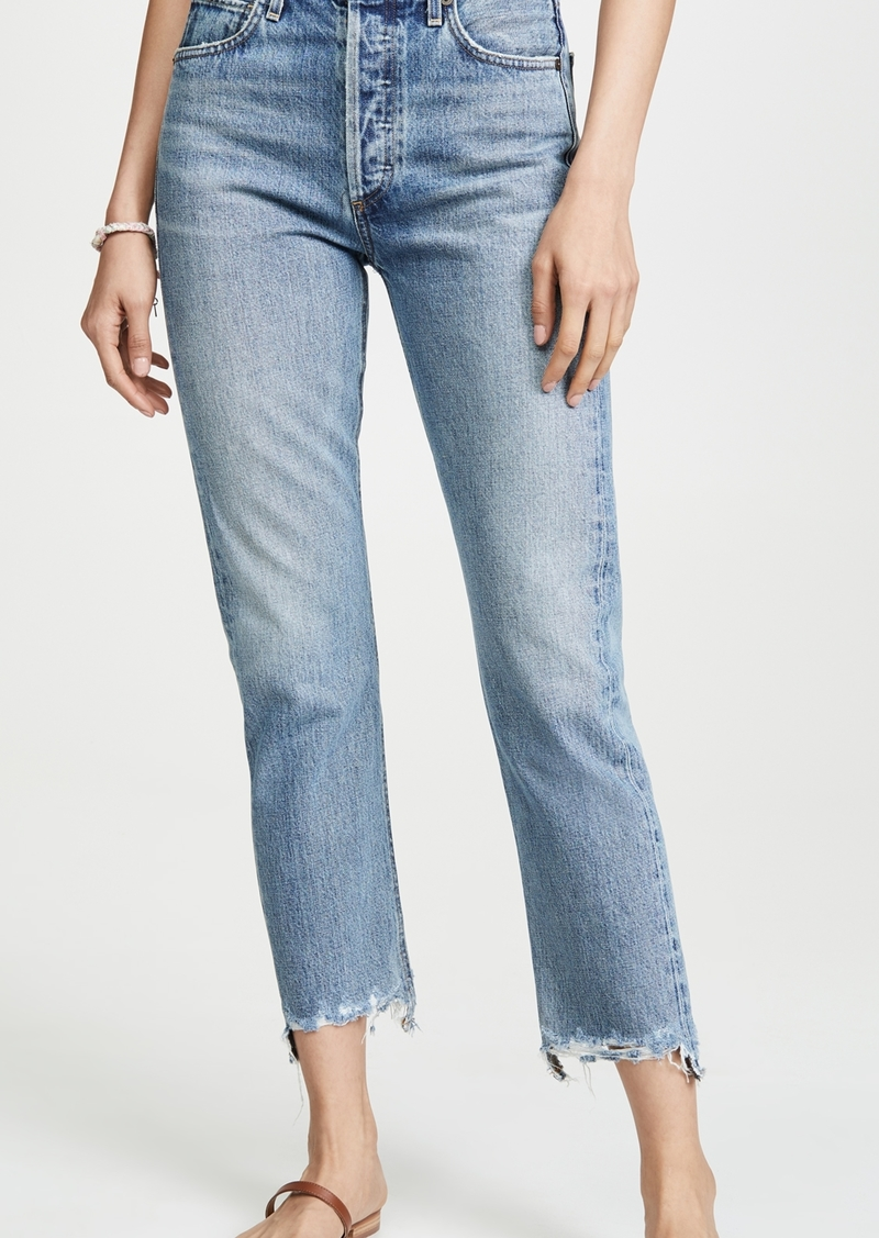 Citizens of Humanity Charlotte Crop Jeans