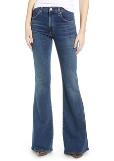 Citizens of Humanity Chloe High Waist Flare Jeans (Dedication)