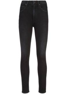 Citizens Of Humanity Chrissy hi-rise jeans - Black