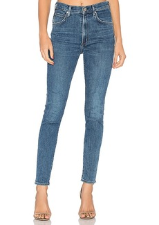 Citizens of Humanity Chrissy Uber High Rise Skinny. - size 25 (also in 27,28,29)