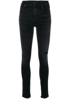 Citizens Of Humanity classic fitted jeans - Black