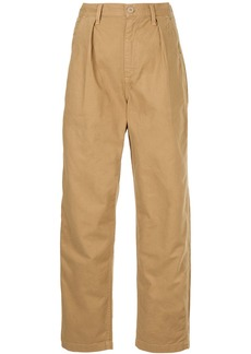Citizens Of Humanity classic straight-leg trousers - Brown