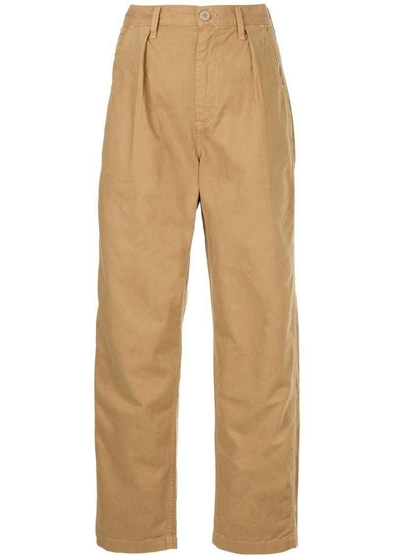 Citizens of Humanity classic straight-leg trousers