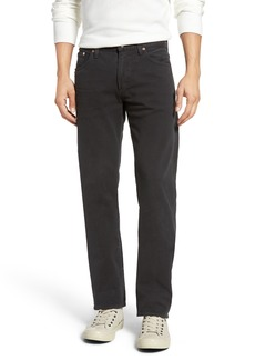 Citizens of Humanity Core Slim Straight Leg Jeans (Dark Charcoal)