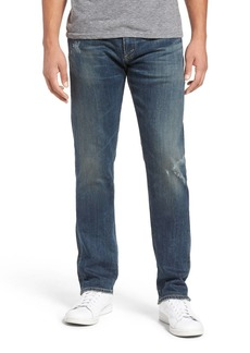Citizens of Humanity 'Core' Slim Straight Leg Jeans (Arlington Blue)