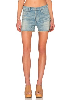 Citizens of Humanity Corey Premium Vintage Relaxed Short