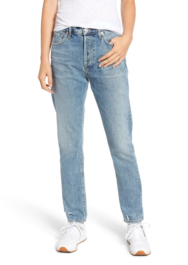 Citizens of Humanity Corey Slouchy Slim Jeans (Archive)