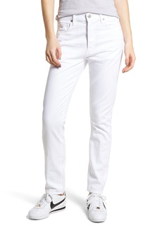 Citizens of Humanity Corey Slouchy Slim Jeans (Distressed White)