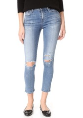 Citizens of Humanity Crop Rocket High Rise Jeans