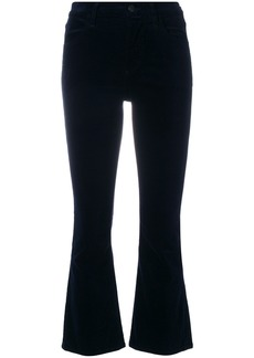 Citizens Of Humanity cropped flared trousers - Blue