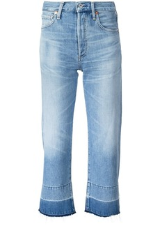 Citizens Of Humanity cropped jeans - Blue