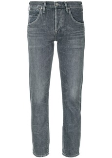 Citizens Of Humanity cropped jeans - Grey