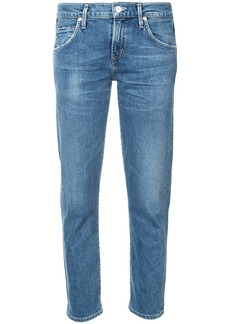 Citizens Of Humanity cropped slim jeans - Blue