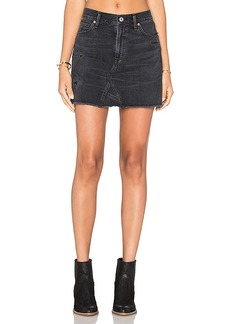 Citizens of Humanity Cut Off Mini Skirt. - size 24 (also in 25,26,27,28,29,30)
