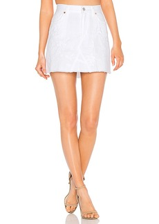 Citizens of Humanity Cut Off Mini Skirt. - size 25 (also in 26,27)