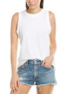 Citizens Of Humanity Danielle Blue Cut-Off Short