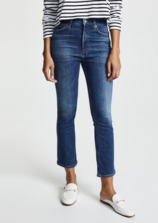 Citizens of Humanity Demy Cropped Flare Jeans