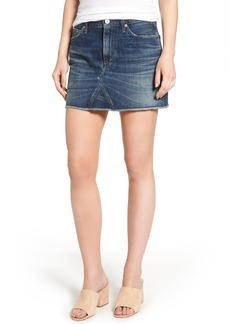 Citizens of Humanity Denim Miniskirt