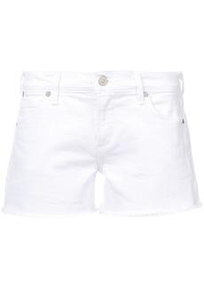 Citizens Of Humanity denim shorts - White