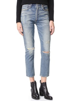 Citizens of Humanity Dree High Rise Crop Jeans