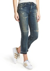 Citizens of Humanity Drew Crop Flare Jeans (Rip it Up)