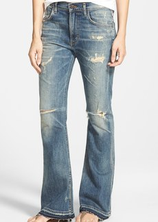Citizens of Humanity 'Drew Flip Flop' Flare Jeans (Rip It Up)