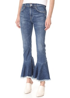 Citizens of Humanity Drew Flounce Jeans