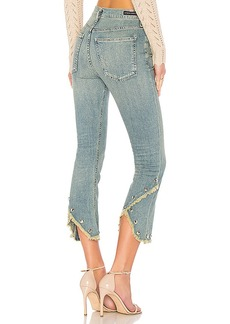 Citizens of Humanity Drew Fray High Rise in Studded Rumba. - size 24 (also in 25,26,27,28,29,30)