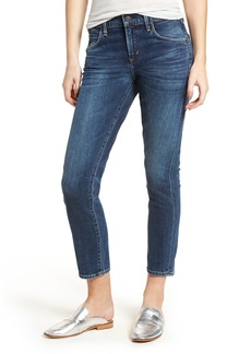 Citizens of Humanity Elsa Crop Slim Jeans (New Moon)
