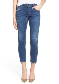Citizens of Humanity 'Elsa' Crop Slim Jeans (Taos)