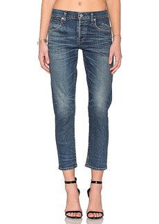 Citizens of Humanity Elsa Mid Rise Slim Crop. - size 24 (also in 25,31)