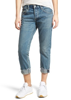 Citizens of Humanity Emerson Crop Slim Boyfriend Jeans (Somerset)