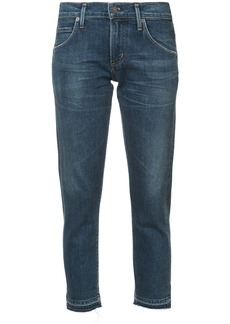 Citizens Of Humanity Emerson cropped jeans - Blue
