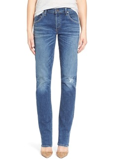 Citizens of Humanity 'Emerson Long' Slim Boyfriend Jeans (Blue Mountain)