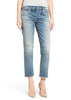 Citizens of Humanity 'Emerson' Ripped Slim Boyfriend Jeans (Roseland)