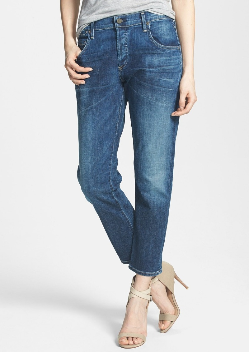 Citizens of Humanity Emerson Slim Boyfriend Jeans (Blue Ridge)