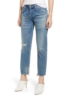 Citizens of Humanity Emerson Slim Boyfriend Jeans (Haven)