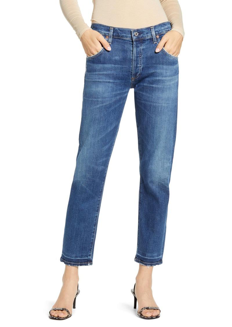 Citizens of Humanity Emerson Slim Boyfriend Jeans (Santiago)