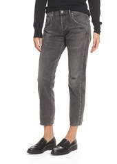 Citizens of Humanity Emerson Studded Slim Boyfriend Jeans (Studded Hideout)