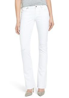 Citizens of Humanity Emmanuelle Slim Bootcut Jeans (Distressed Santorini)