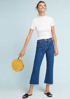 Citizens of Humanity Estella Ultra High-Rise Cropped Flare Jeans