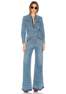 Citizens of Humanity Farrah 70s Jumpsuit