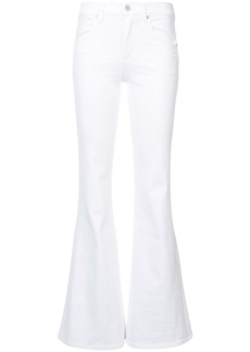 Citizens Of Humanity flared denim jeans - White