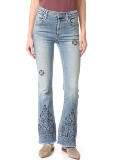 Citizens of Humanity Fleetwood Cutoff Flare Jeans