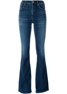 Citizens Of Humanity 'Fleetwood High Rise' flared jeans - Blue