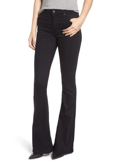 Citizens of Humanity Fleetwood High Waist Flare Jeans (Ozone Black)